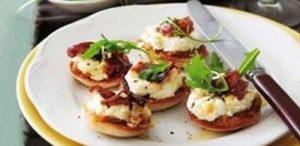 Biltong & Cheese Pizzettes