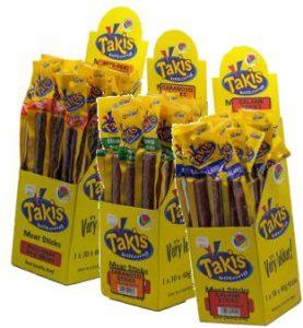 Takis Meat Sticks 5 Flavours