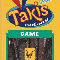 Game biltong snack pack